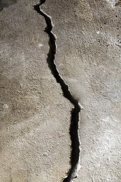 Concrete repair products include caulks and sealants for cracks, special cements and patching compounds for holes and breakage, and surfacing materials for restoring concrete slabs. Repair Cracked Concrete, Broken Concrete, Concrete Floor Repair, Repair Floors, Repairing Concrete Steps, Brick Repair, Wood Repair, Concrete Porch, Concrete Slab
