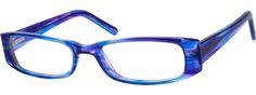 3078 Acetate Full-Rim Frame with Spring Hinges-Z22P65H3