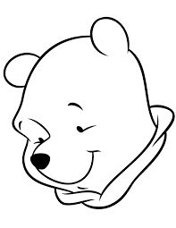 Winnie The Pooh Coloring Pages Colouring Do Crafts Quote Ears Bear Books Printable