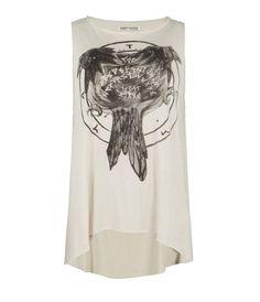 Ouija Tank, Women, Graphic T-Shirts, AllSaints Spitalfields
