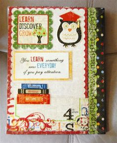 Decorate Notebook For School Decoration For Home