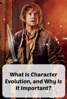 Welcome to the Character Evolution Files! This monthly column focuses on character arcs, from the elements that create or enhance a character's inner journey, to techniques that writers can employ ...