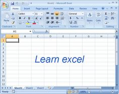 Learn the finer points of Excel.
