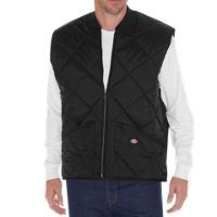 Quilted Nylon Vest   Mens Outerwear   Dickies