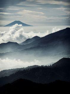 Landscape mountains.