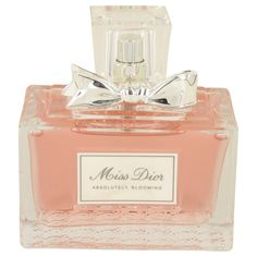 Get Miss Dior Absolutely Blooming by Christian Dior Eau De Parfum Spray oz Unboxed perfume. Lowest prices on Christian Dior fragrances and bath & body. Perfume Parfum, Perfume Versace, Parfum Spray, Perfume Bottles, Dior Fragrance, Fragrance Online, Fragrances, Womens Fragrance, Bags