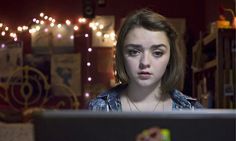 Cyberbully-Lucy Mangan: Casey is quietly Skyping with her friend Megan – and then all hell breaks loose in this desperately sad and menacing drama