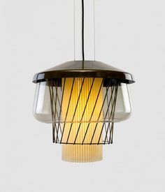 'Silk Road' pendant lamp