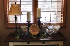 Southern Seazons: Formal Living Room Part 2