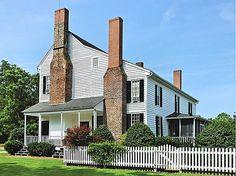 1820 Georgian – Oxford, North Carolina