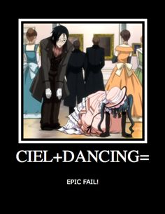 Black Butler Demotivational Poster by neo-chan7.deviantart.com on @deviantART