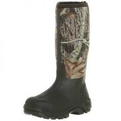 7de2130ddcfa7 MuckBoots Unisex Woody Sport Hunting Boot New Mossy Oak Break Up New