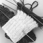 How to Knit Wool Socks for Beginners   eHow