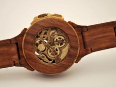 2016 Earth wood watches
