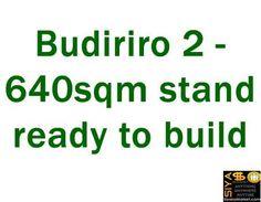Budiriro 2 - 640sqm stand ready to build http://www.siyasomarket.com/classified/clsId/15421/budiriro_2_640sqm_stand_ready_to_build/