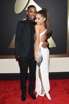 Big Sean and Ariana Grande | Grammy Awards 2015