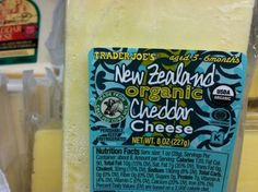 What I buy at Trader Joe's I only buy their organic offerings, but beware of the produce - it goes bad much, much faster than WF, Earthfare or even, Harris Teeter. Makes me wonder if it sits somewhere too long, because I don't believe it's any fresher.