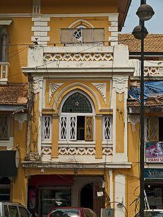 Panaji Art Deco   India