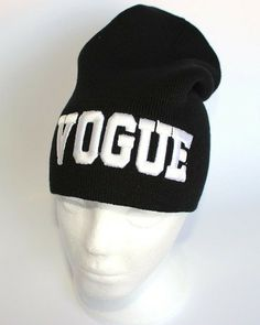 Hipster Vogue Womens Beanie Hat - $13.95