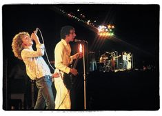 The Who at Tanglewood, July, 1970
