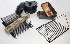 $95  Preparedness, Dehydrating & Turkey Roasting Package for Sun Oven