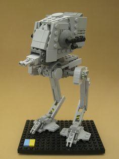 Lego AT-AT.