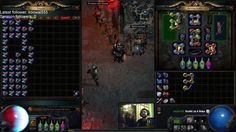 Path of Exile / [PSC/2.2.1d] / This is how I am linking my first 6L with...