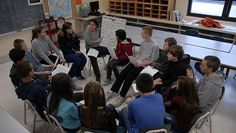Five Guidelines for Having a Discussion by Julie Akeret. Part Four - Five Guidelines for Having a Discussion