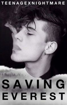 "You should read ""Saving Everest"" on #Wattpad. #teenfiction Goosebumps is what i have"