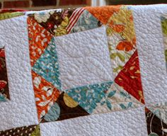bubble quilting ready for the close-up by meganalayne, via Flickr