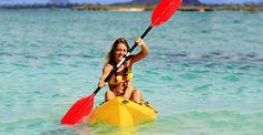 Kayak - ¡Conserva el equilibrio y navega en rios y mares!    El Kayak consiste en descender ríos de aguas bravas, individualmente utilizando la técnica del paleo.