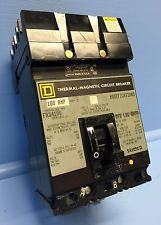 Square D I-Line FA34100 100 Amp Circuit Breaker 480V S2 Type FA-34100 ILine 100A. See more pictures details at http://ift.tt/1OwuuCJ