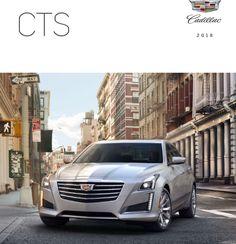 Downloadable 2018 Cadillac ATS Brochure   Vehicle Brochures ...