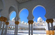 Sheikh Zayed Grand Mosque Abu Dhabi UAE
