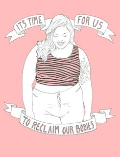 Tumblr has always been an enabling online community which is home to diverse feminist artwork