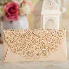 Cheap invitation box, Buy Quality bag cooler directly from China bag chain Suppliers:                     Mint White Cheap Invitations, Invitation Cards, Wedding Invitations, Fancy Fold Cards, Folded Cards, Wedding Anniversary Cards, Wedding Cards, Envelope Diy, Shagun Envelopes