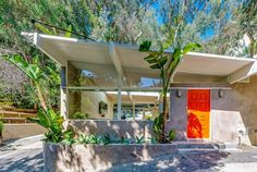Polished 1956 Post and Beam in Laurel Canyon Asking $879k - New to Market - Curbed LA