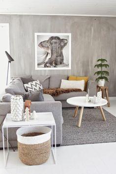 Wohnzimmer Praktisch Und Stilvoll Einrichten