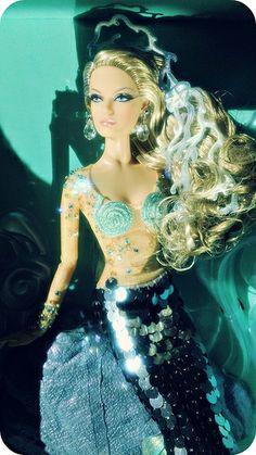 The Mermaid Barbie