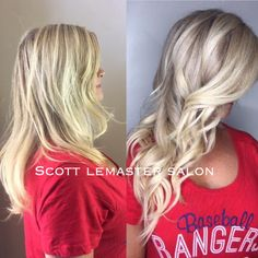 Amazing before and after Vomor transformation by Norma at Scott Lemaster Salon and spa.