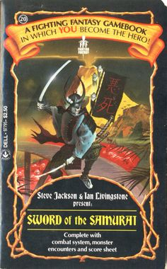 Sword of the Samurai US edition.