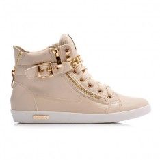 Shoes. DESIGNERSKIE BUTY SNEAKERSY Y381BE /S3-51P
