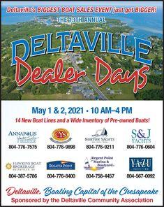 Come out and see us! Shop boats in Deltaville! #deltavilledealerdays Boats For Sale, Shit Happens, Day, Shop, Store