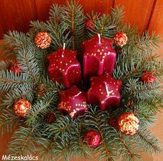 Mézeskalács konyha: Diós-tejfölös süti Advent 1. vasárnapjára Advent, Christmas Ornaments, Holiday Decor, Winter, Dios, Winter Time, Christmas Jewelry, Christmas Decorations, Christmas Decor
