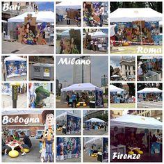 Toy Story - luglio 2009 - Bari, Roma, Milano, Bologna, Firenze
