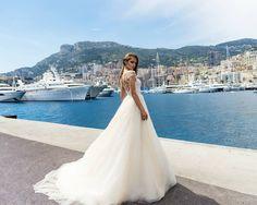 DOMINISS и Монако - на это можно смотреть вечно! Красота и роскошь завораживает! И скоро красота DOMINISS только в лучших салонах Вашего города! // DOMINISS and Monaco - on it it is possible to look always! Beauty and luxury charm! And soon beauty of DOMINISS only in the best salons of Your city!  #monaco #dress #weddingblog #weddingfashion #bridalfashion #beautifulbride #weddings #weddingparty #weddinginspiration #weddingideas #weddingphoto #bridallook #weddingstyle #bridal #bridaldress…