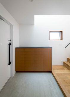 シンプルヴィンテージハウスの収納(玄関)1