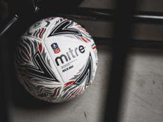 Mitre Delta Max FA Cup 2018-19 Ball