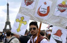 França oferece asilo a cristãos ameaçados no Iraque | #Cristãos, #EIIL, #Jihadistas, #Mosul, #RadicaisFundamentalistas