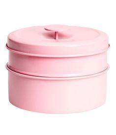 H&M burk rosa